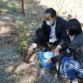 令和2年度子どもたちの未来の森づくり事業を実施しました